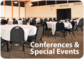 Conferences & Special Events
